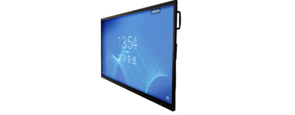 65, 75 and 86 inch interactive large format display (whiteboard SmartBoard)