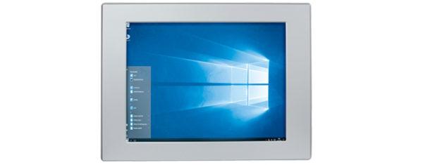 Panel PC mit 10,4 Zoll Display und Touchscreen