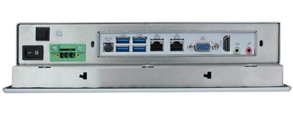 Panel PC mit 10,4 Zoll Display und Touchscreen Schnittstellen