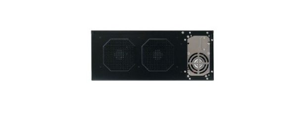 Industrie-PC mit frontseitig ausgeführten Schnittstellen für den Einbau in 19zoll Schränken. Unterstützt werden die aktuellen Intel Prozessoren der 4. Generation (Haswell)