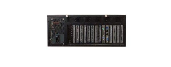 19 Zoll Industrie PC mit Backplanes in unterschiedlichen PCIe/PCI Variationen