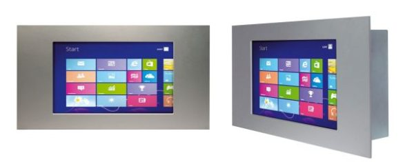 "Panel PC 7"" Touch Display 3HE / 48TE"