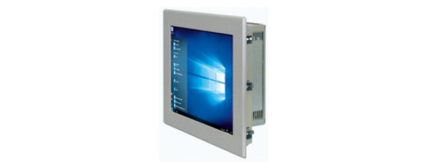"""Panel PC 15"""" Touch Display seitlich"""