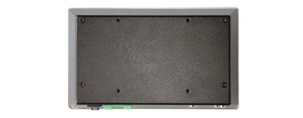 """Industrial Raspberry-Pi-3 PC mit 7"""" Widescreen Multitouch-LCD und einer Auflösung von 800x480 Pixel."""