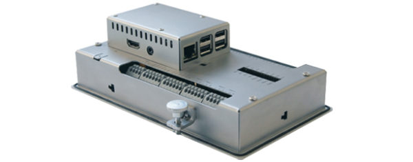 Industrial Raspberry-Pi-3 Panel PC mit 7 Zoll wide screen und PiXtend v2-s - News