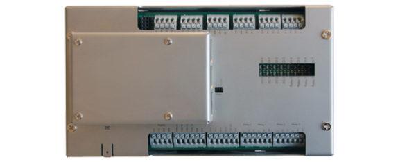Industrial Raspberry-Pi-3 Panel PC mit 7 Zoll wide screen und PiXtend v2-s - rear