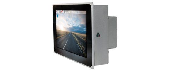 Industrial Raspberry-Pi-3 Panel PC mit 7 Zoll wide screen und PiXtend v2-s - side2