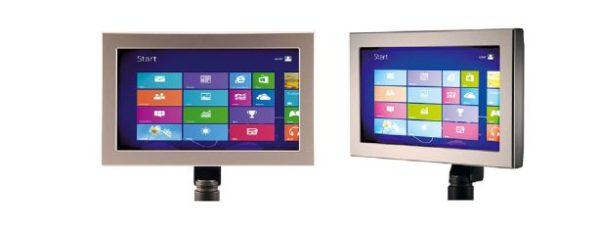 Industrial all-in-one PC mit Prozessoren von Intel®