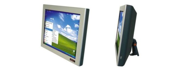 Industrial all-in-one PC mit Intel® oder AMD® Prozessor
