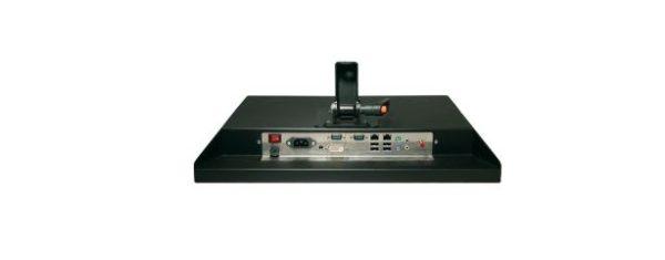 Industrial all-in-one PC mit RS232, USB, LAN, DVI und Audio