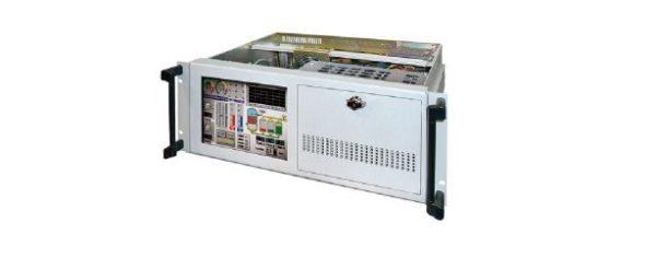 """19""""/4HE Industrie-PC mit ATX-Mainboard unterstützt die aktuellen Prozessoren der 4. Generation (Haswell) und ist für einen 24/7 Dauerbetrieb ausgelegt."""