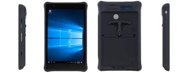 """7"""" Tablet für die Industrie, Betriebsdatenerfassung und Point of sale (POS) - Gesamt"""