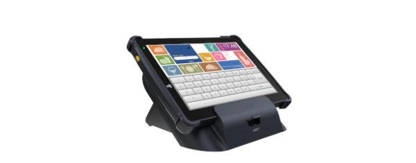 """10,1"""" Tablet für die Industrie, Betriebsdatenerfassung und Point of sale (POS) - Beispiel"""