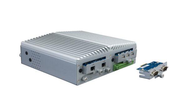 Embedded Box Computer EBC04 IO Boards