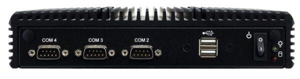 Embedded Box Computer EBC09 Back2